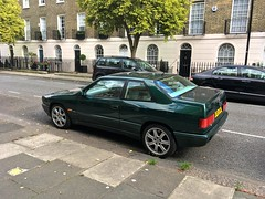 1999 Maserati Shamal Coupe 2.8Litre V8 & 6 Speed manual gearbox (mangopulp2008) Tags: 1999 maserati shamal coupe 28litre v8 6 speed manual gearbox