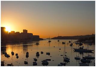 A Sliema Sunrise