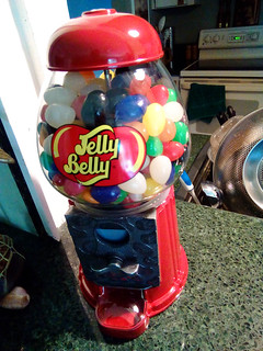 Jelly Belly jelly bean dispenser