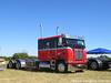 Ram Trucking 1997 Freightliner FLB COE (Michael Cereghino (Avsfan118)) Tags: brooks 25th annual 2017 truck show freightliner flb coe cab over cabover engine semi big bunk 1997 ram trucking marc del porto delporto