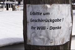 DSC00755 (bernstrid) Tags: hiddensee kloster schild willi