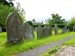 27vii2017 Stokesay 42 (garethedwards36) Tags: grave graveyard memorial churchyard cross stokesay shropshire uk lumix