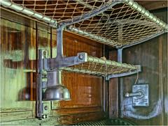 Train Wagon Interior