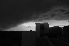 8-hdb_storm (mork ramirez) Tags: storm singapore tampines streetphotography hdb weather