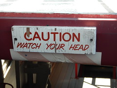 Caution (wonder_al) Tags: marinemuseumofmanitoba manitoba selkirk museum marine caution