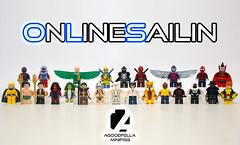 OLS 🙏 (agoodfella minifigs) Tags: lego marvel marvellego legomarvel minifigures marvelcomics comics heroes custom ols onlinesailin onlinsailin