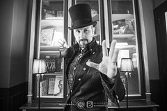Serious Black (Philippe Bareille) Tags: seriousblack urbanbreed metal german promotion paris france 2017 music canon eos 6d eos6d artistportrait portrait artist musicwavesfr powermetal monochrome blackandwhite bw