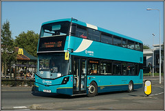 Arriva Southern Counties 6801, Strood (Jason 87030) Tags: mcdonalds commercialroad medway strood wrightbus streetdeck arrivasoutherncounties 6801 august 2017 sony alpha ilce nes lens rare pretty exclusive capture explore exist amazing pro amateur snap photo super great fantastic world bright light art photograph new trip uk sky travel sweet yummy bestoftheday smile picoftheday life allshots look nice likes lol flickr photostream nex blue turquoise sl16yph 190 gravesend