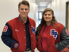 """First Letterman Jackets Issued • <a style=""""font-size:0.8em;"""" href=""""http://www.flickr.com/photos/137360560@N02/36897889976/"""" target=""""_blank"""">View on Flickr</a>"""