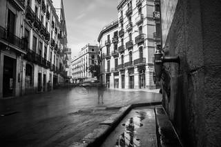 Les rues de Barcelone