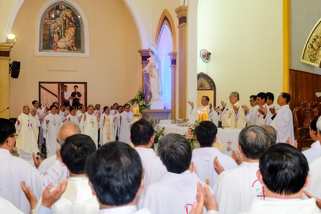 Thánh lễ tạ ơn khánh thành nhà thờ Hòa Cường – Giáo phận Đà Nẵng - Ảnh minh hoạ 53