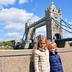 The Kids And Tower Bridge thumbnail