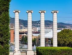 Quatre Columnes, Barcelona