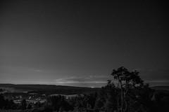 Black and White Night (Jenny.Lawrence) Tags: landscape blackandwhite blackwhite astrophotography stars stargazer stargazing starphotography nature sony sonyalpha sonya7