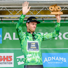 OVO Energy Green Jersey Lars Boom-3990 (johnboy!) Tags: cycling 2017 stage 6 aldeburgh suffolk ovo tour tourofbritain ovotob finish