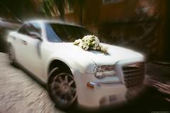 Wedding. (Ігор Кириловський) Tags: wedding c41 kobylianskoyistr chernivtsi ukraine slr nikonf5 af zoomnikkor 28105mmf3545d film kodak colorplus200 promaster spectrum7uv