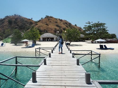 @kanawa island jetty