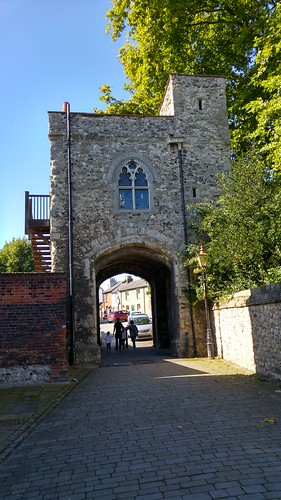 East Gate, Rochester