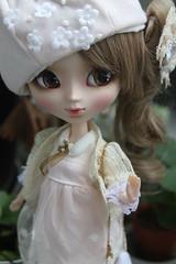 Hi!!! (Ninotpetrificat) Tags: pullip groove japantoys japandoll doll asiandoll muñeca puppe pink toys hobby kawaii cute