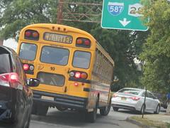 Evo Transportation #10 (ThoseGuys119) Tags: evco mttremperny ulstercounty schoolbus tonchetransitinc bluebird gmc conventional
