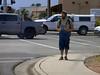 Mine!  All mine! (twm1340) Tags: arizona az panhandler hiker beggar