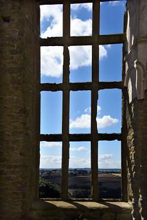 Hardwick Old Hall Window