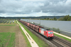 DBC 185 399, Pölling (Sander Brands) Tags: trein treni train treno trenuri traxx züg güterzug bombardier kbs 880 falns