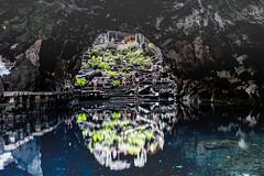 Jameos del agua (Silver_63) Tags: lanzarote canarie atlantico jameos del agua