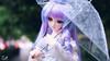 Rainy day (帝王赤) Tags: macross mikumo doll dollfie dream dd animate japanese toy action figure bjd heero nikon d810