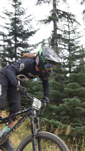 Commencal Sun peaks stage 5