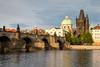 Charles bridge (ladislavzemanek) Tags: 2017 praha prague charles bridge karlův most city river sunshine