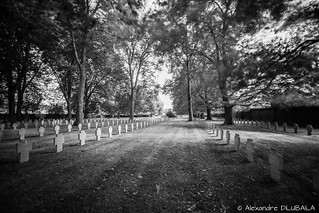 German military cemetery (1914-1918)