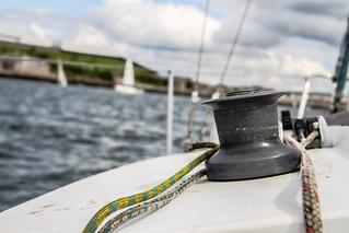 Sailing things