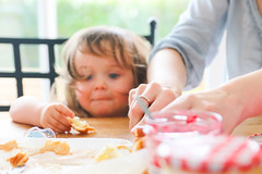Gourmandise (lilacandhoney) Tags: gourmandise britanny home child children french france europe moment family jam confiture pain brioche beauty cute blossom summer memory light canon eos 70d flower