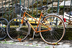 Annecy_Bikes-7393 (dtpowski) Tags: bikes annecy classicbikes france mountains oudoors stilllife rhonealps