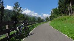 Pista Ciclabile Vipiteno-Brennero (twinni) Tags: mw1504 25082017 bike biketour ridnaun sterzing brenner brennero vipiteno italien italy südtirol alto adige urlaub bergziege winterbike 20 winterradl