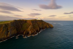 The Mull of Galloway - Scotland's most southerly point (iancowe) Tags: mullofgalloway mull galloway lighthouse stevenson nlb northernlighthouseboard northern board drone dji phantom pro 4 irish sea drummore scotland scottish southerly southern peninsula cliff cliffs clifftop aerial