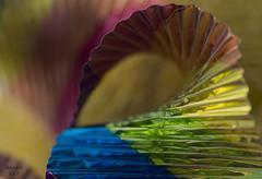 She's like a rainbow [Explored 29-8-2017] (eMMa_bOOm) Tags: macromondays memberschoiceabstract abstract colours coloured macro dof garland metallic vivid swirl explored galleries