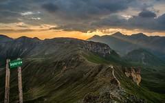 Sunrise on the mountain (muman71) Tags: dsc0366 nikon d610 grossglockner hochalpenstrasse 2017 austria