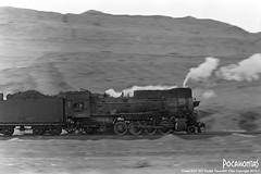 2016/1/1 JS8225 Sandaoling (Pocahontas®) Tags: js8225 setam e locomotive loco railway railroad rail train pit coal mine tmax400 135film film canon engine eos30v