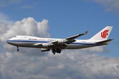 B-2476 Boeing 747-4FTF Air China Cargo (eigjb) Tags: eddf frankfurt airport international germany flughafen flug aircraft airplane aviation plane spotting may 2017 jet airliner transport b2476 boeing 747 air china cargo b747 jumbo 747400 freighter 7474ftf