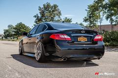 "WEDS Kranze Graben - Infiniti M37 Kevin Bruce • <a style=""font-size:0.8em;"" href=""http://www.flickr.com/photos/64399356@N08/36192228603/"" target=""_blank"">View on Flickr</a>"