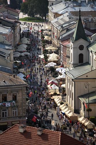 Jarmark Jagielloński / Jagiellonian Fair
