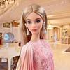 2017 Blush Fringed Gown Barbie (Promo) (3) (Paul BarbieTemptation) Tags: 2017 blush gown barbie pink platinum label claudette carlyle nuera fringed