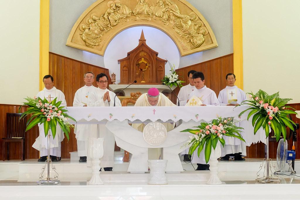 Thánh lễ tạ ơn khánh thành nhà thờ Hòa Cường – Giáo phận Đà Nẵng - Ảnh minh hoạ 45