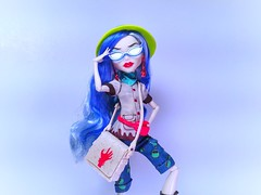 Gave you excuses with each storyline (nevraforever) Tags: cleodenile ghouliayelps sdcc monsterhigh