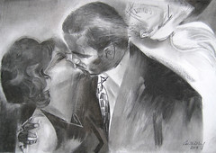 Bob & Mary Helen Christian - Tribute to Love. 2017 by Stephen B. Whatley (Stephen B. Whatley) Tags: art expressionism love drawing charcoaldrawing charcoal maryhelenchristian marychristian bobchristian holyspirit peace mary helen christian contemporaryart modernart expressionistart prayers usa america godblessamerica loving kiss kissing thekiss embrace lovingembrace interraciallove interracialmarriage interracial catholic catholics stephenbwhatley artiststephenbwhatley stephenwhatley whatley artiststephenwhatley toweroflondonartist dove bird spiritual doveofpeace abigfave blueribbonwinner africanamerican