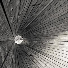 MegaPhones (Detail) (Bürger J) Tags: installation wrocław poland wschodni park detail outdoor nikon d810 black white