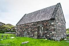 st Orans Chapel Iona (safc1965) Tags: saint orans chapel iona columa abbey scotland mull isle scenery history landscape monks vikings norse hiking walking