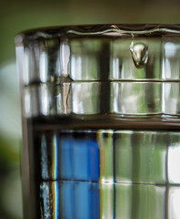 Water Glass (Connieterry1) Tags: macromondays stayinghealthy